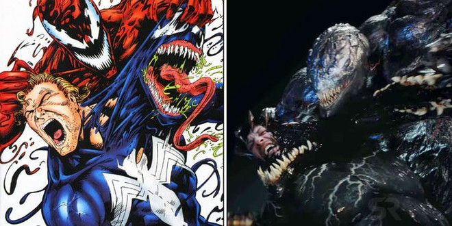 Fan cứng của Venom có nhận ra 10 chi tiết thú vị được cài cắm trong phim không? - Ảnh 1.