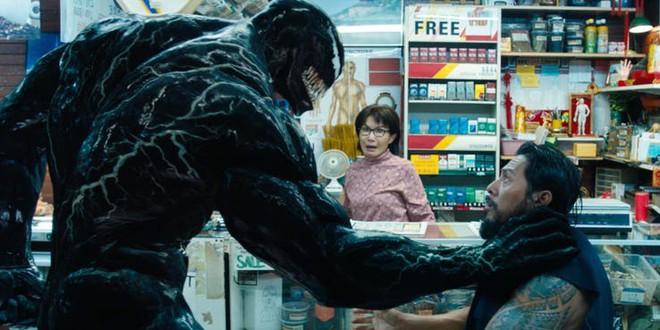Fan cứng của Venom có nhận ra 10 chi tiết thú vị được cài cắm trong phim không? - Ảnh 2.