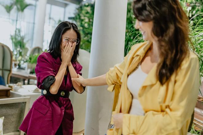 Host Cindy Bishop nói gì về Hồ Ngọc Hag khi làm việc chung tại Asia's Next Top Model? - ảnh 8