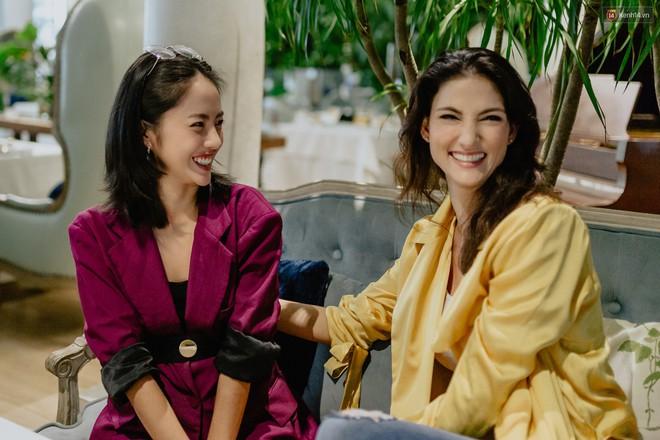 Host Cindy Bishop nói gì về Hồ Ngọc Hag khi làm việc chung tại Asia's Next Top Model? - ảnh 10