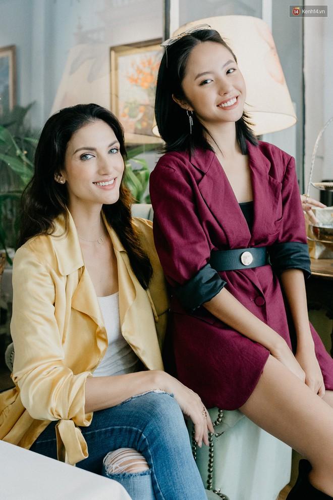 Host Cindy Bishop nói gì về Hồ Ngọc Hag khi làm việc chung tại Asia's Next Top Model? - ảnh 11