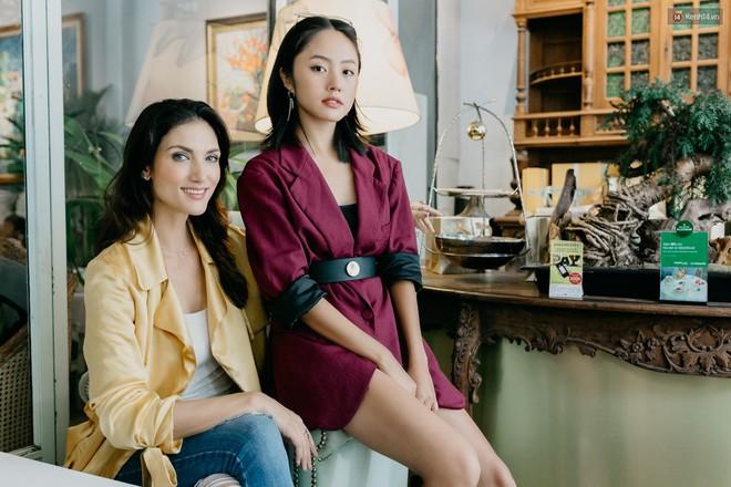 Host Cindy Bishop nói gì về Hồ Ngọc Hag khi làm việc chung tại Asia's Next Top Model? - ảnh 12