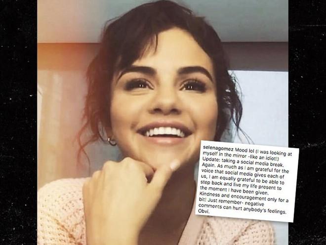 Selena Gomez đang phải điều trị tại bệnh viện tâm thần - Ảnh 2.