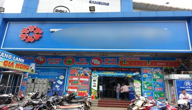 Đột nhập siêu thị điện máy lấy trộm toàn iPhone X, tổng trị giá 300 triệu đồng ở Phú Thọ - ảnh 1