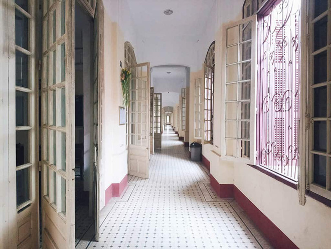 Ở miền Trung có 1 ngôi trường cấp 3 kiến trúc đẹp như châu Âu, đứng vào góc nào cũng ra ảnh nghìn like - ảnh 18