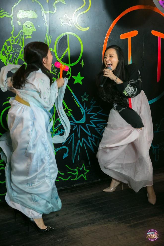 Băng Di - Trang Pháp - Ngọc Thảo tranh sủng quyết liệt như phim Diên Hi Công Lược để giành trái tim MLee - Ảnh 12.