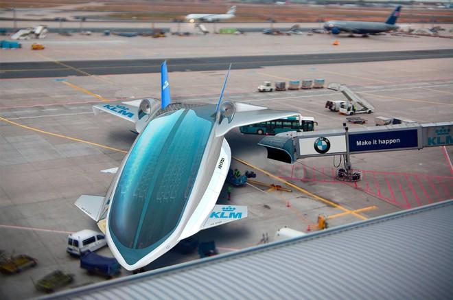 Kanye West mong mỏi Apple sẽ làm máy bay iPlane cho Tổng thống Mỹ, thậm chí anh ta đã vẽ ra nó trông như thế nào - Ảnh 4.