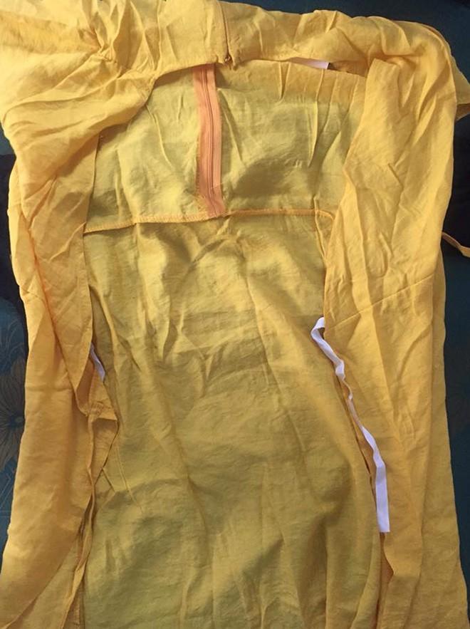 Loạt ảnh 1 chiếc váy 2 số phận là bài học kinh điển ai cũng nên biết về tai nạn mua hàng online - ảnh 5