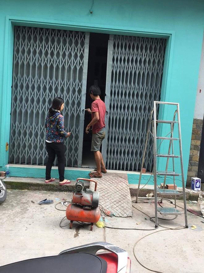Cô giáo tiểu học ở Sài Gòn viết đơn xin xã hội đen cho đi dạy: Chính quyền sơn lại nhà, gắn camera, dựng chốt dân phòng - ảnh 2