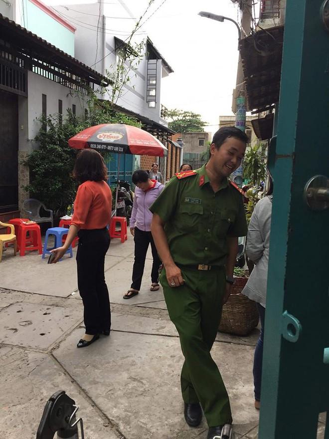 Cô giáo tiểu học ở Sài Gòn viết đơn xin xã hội đen cho đi dạy: Chính quyền sơn lại nhà, gắn camera, dựng chốt dân phòng - ảnh 3