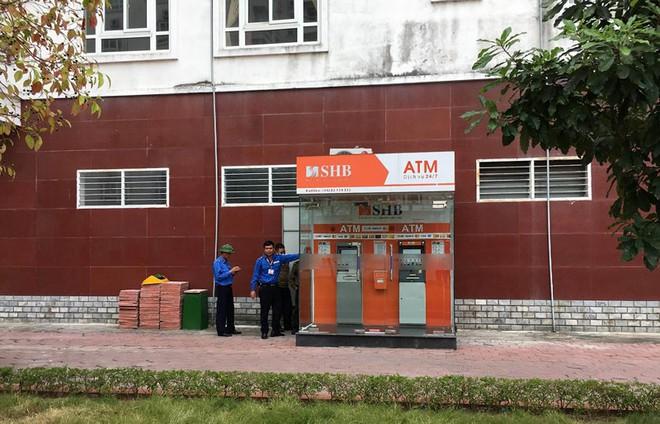 Vụ đặt mìn cây ATM: Nhóm cài mìn là những chuyên gia thuốc nổ - ảnh 1