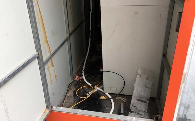 Vụ đặt mìn cây ATM: Nhóm cài mìn là những chuyên gia thuốc nổ - ảnh 2