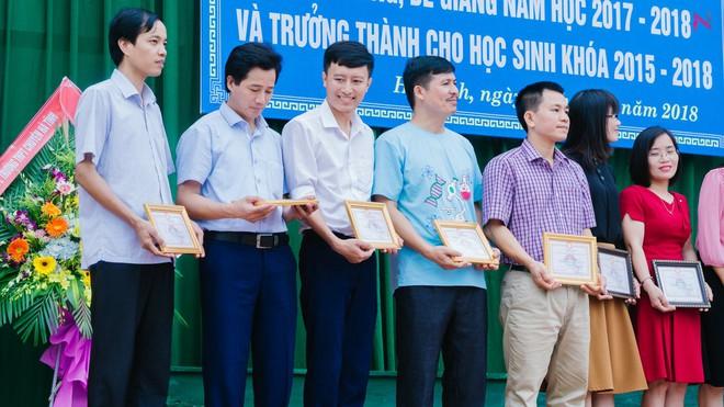 Những ngôi trường cấp 3 siêu giỏi ở miền Trung: Trường toàn HCV Olympic Quốc tế, trường có rất nhiều thủ khoa đại học - Ảnh 9.