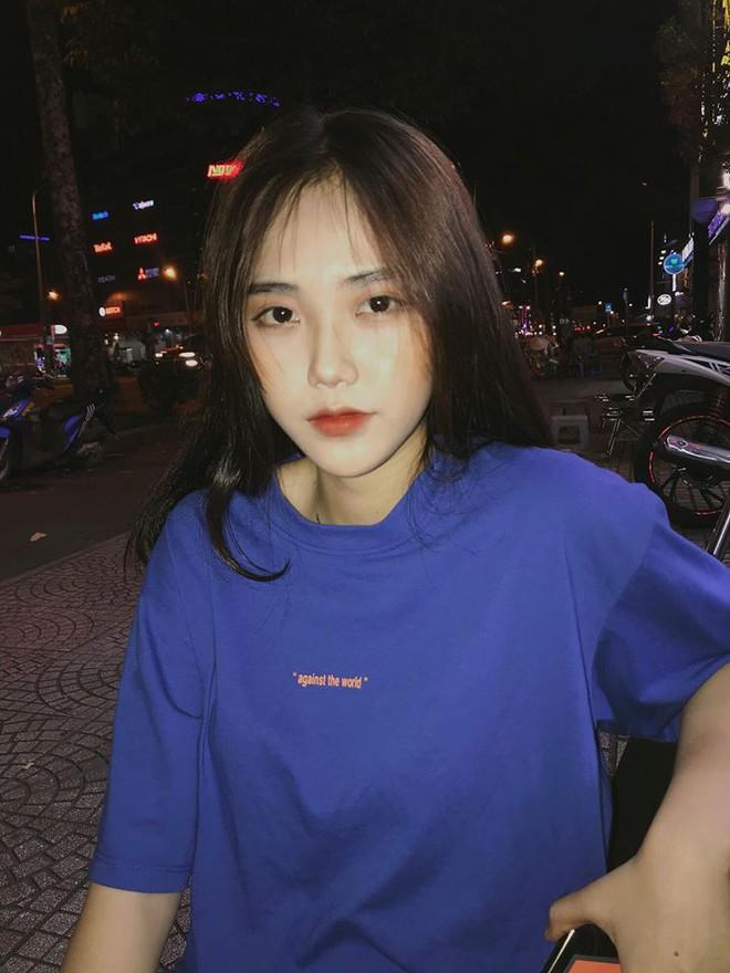 Nữ sinh Sài Gòn bị đồn phẫu thuật thẩm mỹ để giống IU, thường xuyên bị tán tỉnh dù đã có người yêu - Ảnh 5.