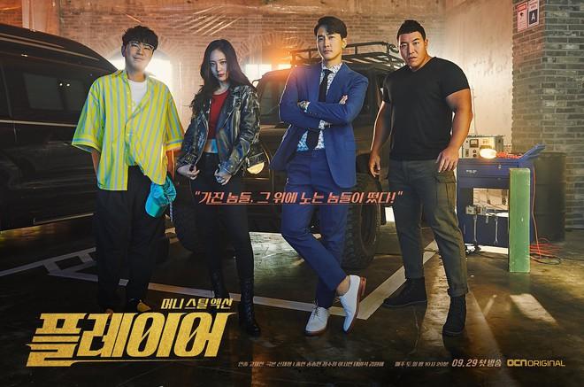 The Player của chú cháu Song Seung Hun - Krystal: Chỉ được cái... làm màu là giỏi - ảnh 2