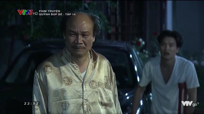 Cảnh lật mặt, dùng dao uy hiếp rồi cướp Quỳnh Búp Bê khỏi tay Phong Cấn - ảnh 13