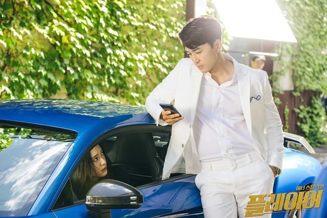 The Player của chú cháu Song Seung Hun - Krystal: Chỉ được cái... làm màu là giỏi - ảnh 4