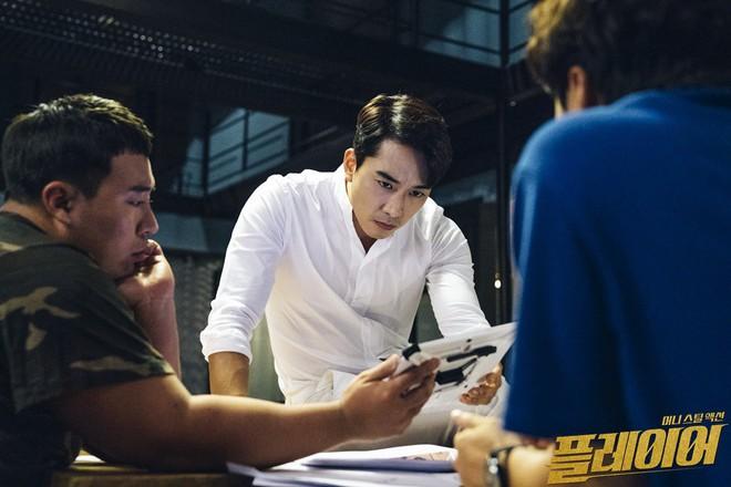 The Player của chú cháu Song Seung Hun - Krystal: Chỉ được cái... làm màu là giỏi - ảnh 7