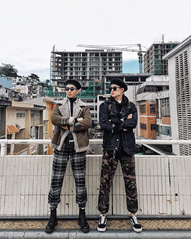 Chụp ảnh style Hồng Kông trong phút mốt ở ngay góc chợ Đà Lạt - ảnh 3