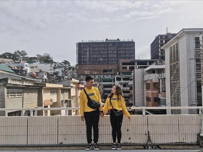 Chụp ảnh style Hồng Kông trong phút mốt ở ngay góc chợ Đà Lạt - ảnh 8