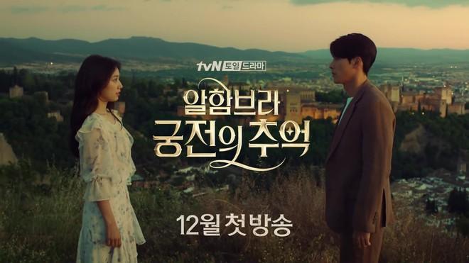 Ký Ức Alhambra của Park Shin Hye và Hyun Bin tung hình ảnh đầu tiên - Ảnh 3.