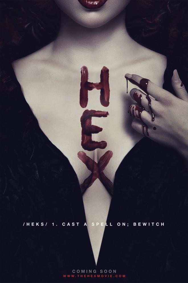 """Dịp Halloween, các cặp đôi hãy xem ngay Hex - """"Người Tình Quỷ Ám""""  - Ảnh 1."""