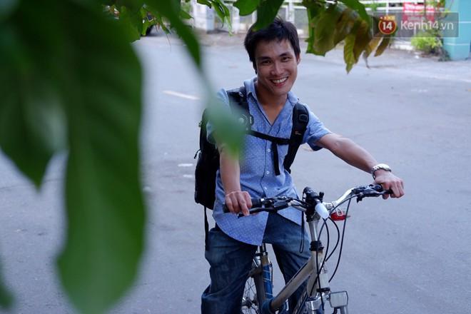 Chàng nhiếp ảnh bại não ở Sài Gòn từng bị trường cấp 2 từ chối: Nhiều người hỏi mình đi học làm gì, lớn lên ai mà mướn? - ảnh 14