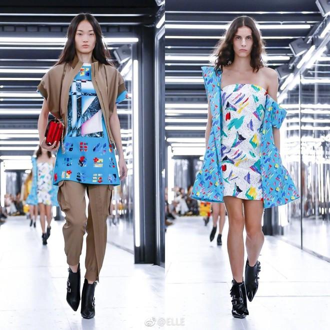 Show Louis Vuitton thiếu vắng Phạm Băng Băng, Thư Kỳ thành mỹ nhân Cbiz khiến dân tình trầm trồ vì style lạ - ảnh 21