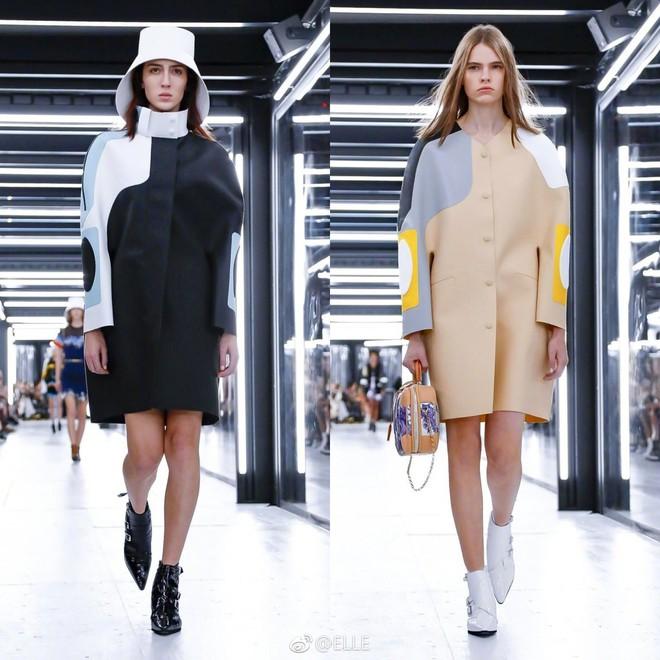 Show Louis Vuitton thiếu vắng Phạm Băng Băng, Thư Kỳ thành mỹ nhân Cbiz khiến dân tình trầm trồ vì style lạ - ảnh 24