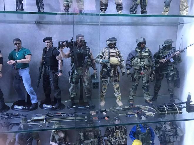 Xuất hiện bộ sưu tập mini figure khổng lồ với hơn 200 nhân vật, trị giá hơn 1 tỷ đồng của thanh niên Việt - Ảnh 6.