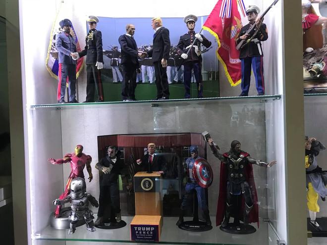 Xuất hiện bộ sưu tập mini figure khổng lồ với hơn 200 nhân vật, trị giá hơn 1 tỷ đồng của thanh niên Việt - Ảnh 4.
