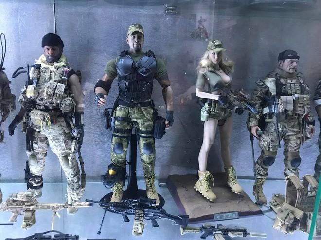 Xuất hiện bộ sưu tập mini figure khổng lồ với hơn 200 nhân vật, trị giá hơn 1 tỷ đồng của thanh niên Việt - Ảnh 10.