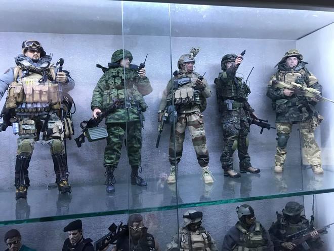 Xuất hiện bộ sưu tập mini figure khổng lồ với hơn 200 nhân vật, trị giá hơn 1 tỷ đồng của thanh niên Việt - Ảnh 11.