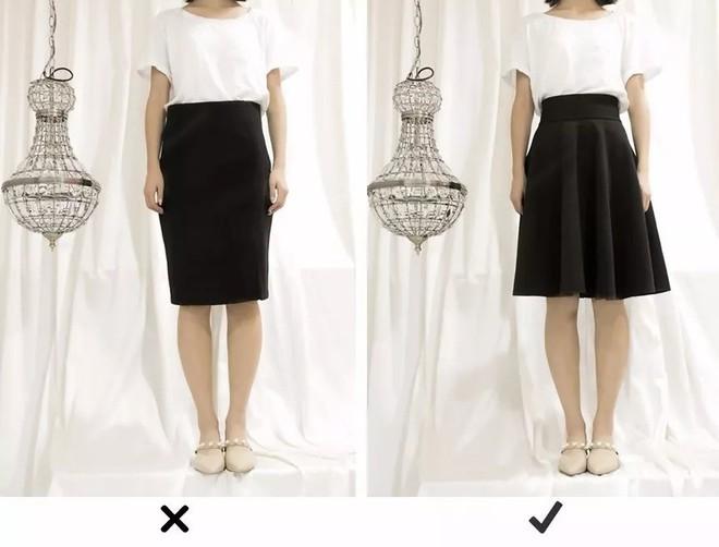 """Đùi to hay chân cong không còn đáng sợ nếu bạn biết bí kíp chọn ra kiểu váy """"nịnh dáng"""" nhất - ảnh 8"""