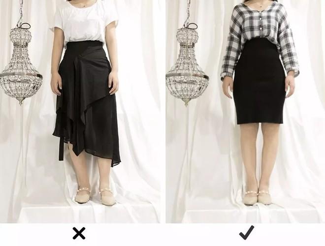 """Đùi to hay chân cong không còn đáng sợ nếu bạn biết bí kíp chọn ra kiểu váy """"nịnh dáng"""" nhất - ảnh 4"""