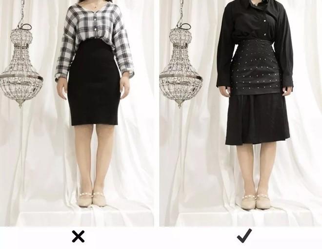 """Đùi to hay chân cong không còn đáng sợ nếu bạn biết bí kíp chọn ra kiểu váy """"nịnh dáng"""" nhất - ảnh 5"""