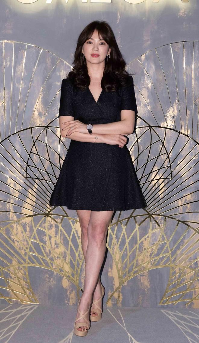 Cùng là đại mỹ nhân nhưng Song Hye Kyo, Angela Baby và Hà Tăng đều có nhược điểm khó giấu - ảnh 4