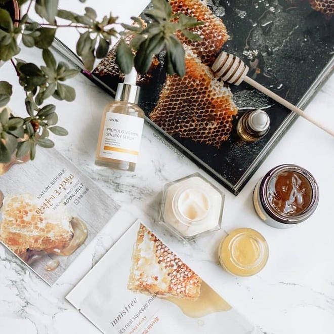 Keo ong - thành phần trị mụn hot hit và 6 sản phẩm chứa keo ong trị sạch mụn, giảm dầu thừa không thử tiếc cả đời - ảnh 5