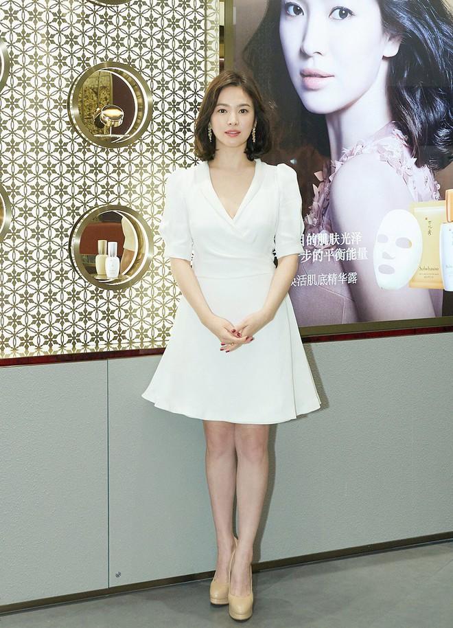 Cùng là đại mỹ nhân nhưng Song Hye Kyo, Angela Baby và Hà Tăng đều có nhược điểm khó giấu - ảnh 5