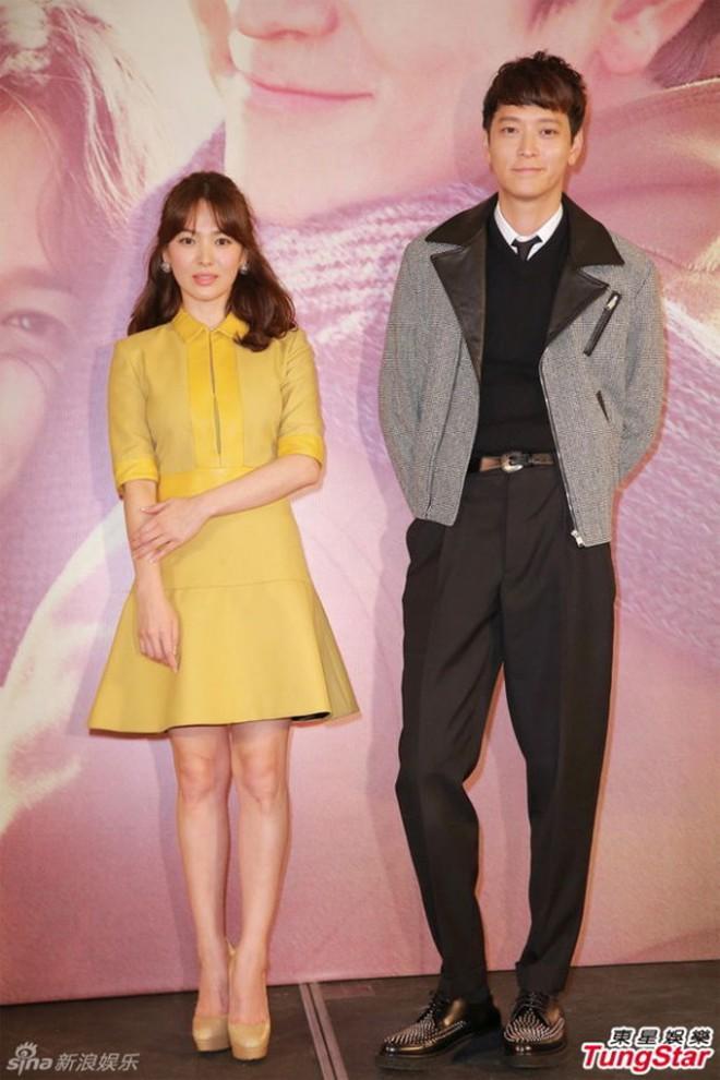 Cùng là đại mỹ nhân nhưng Song Hye Kyo, Angela Baby và Hà Tăng đều có nhược điểm khó giấu - ảnh 1