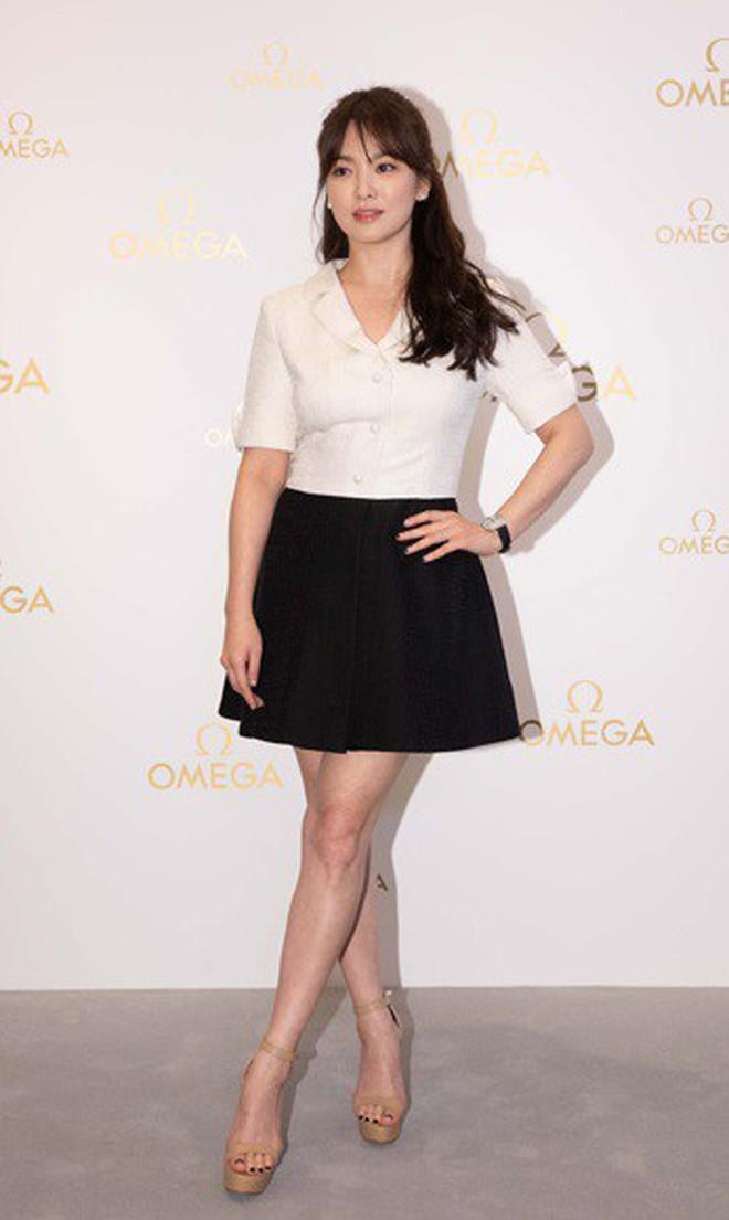 Cùng là đại mỹ nhân nhưng Song Hye Kyo, Angela Baby và Hà Tăng đều có nhược điểm khó giấu - ảnh 3
