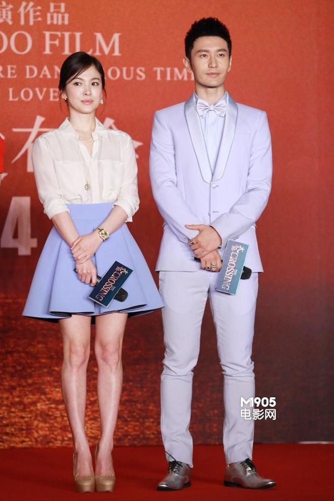 Cùng là đại mỹ nhân nhưng Song Hye Kyo, Angela Baby và Hà Tăng đều có nhược điểm khó giấu - ảnh 2