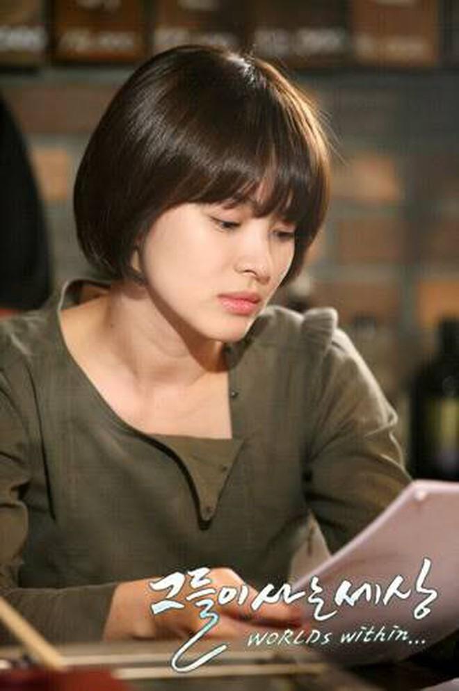 Vẫn biết Song Hye Kyo đẹp, nhưng đến độ để lại kiểu tóc 10 năm trước mà vẫn trẻ y nguyên thì thật khó tin - ảnh 6