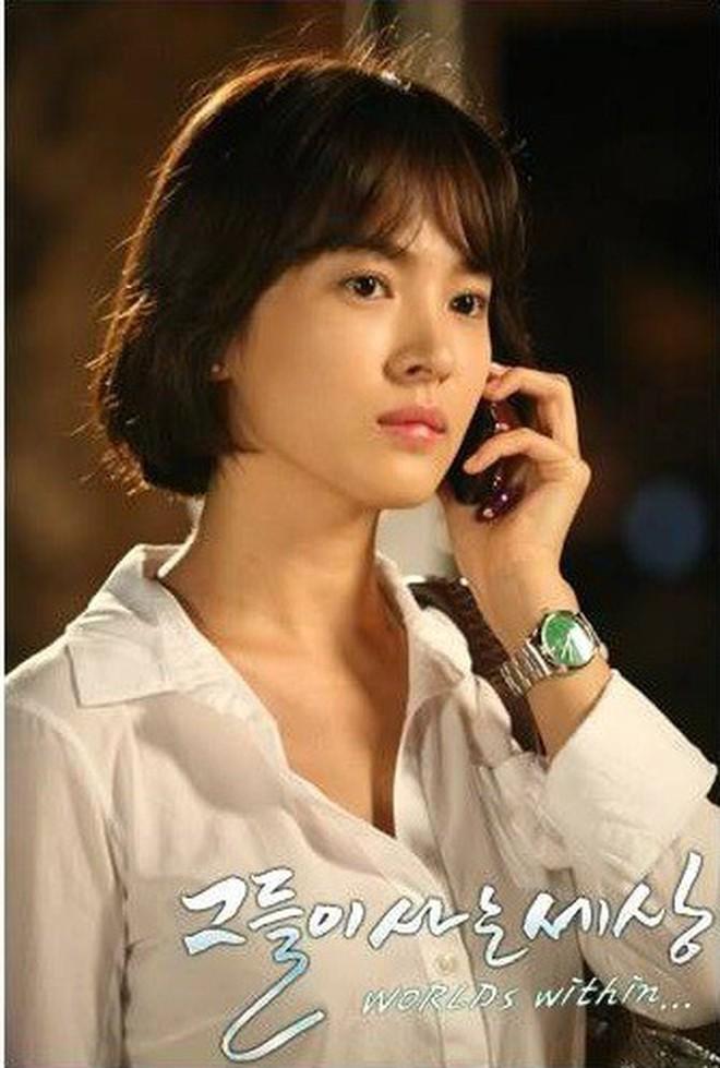 Vẫn biết Song Hye Kyo đẹp, nhưng đến độ để lại kiểu tóc 10 năm trước mà vẫn trẻ y nguyên thì thật khó tin - ảnh 5