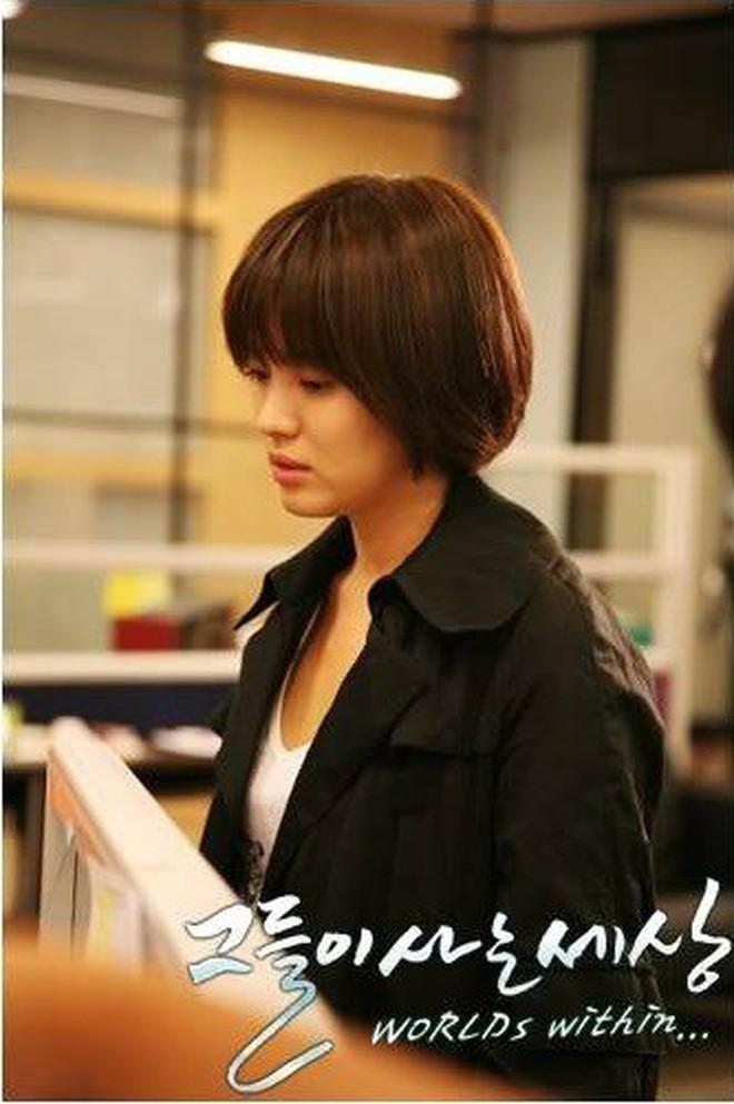 Vẫn biết Song Hye Kyo đẹp, nhưng đến độ để lại kiểu tóc 10 năm trước mà vẫn trẻ y nguyên thì thật khó tin - ảnh 4