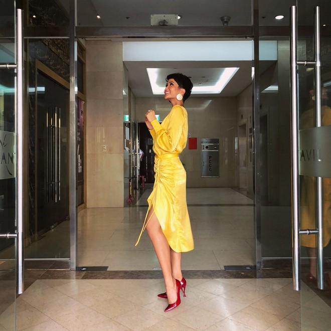 Muốn thành cao thủ mặc đẹpZZZ Bạn hãy nhìn cách H'Hen Niê, Bảo Anh và Ái Phương cùng diện 1 chiếc váy - ảnh 3