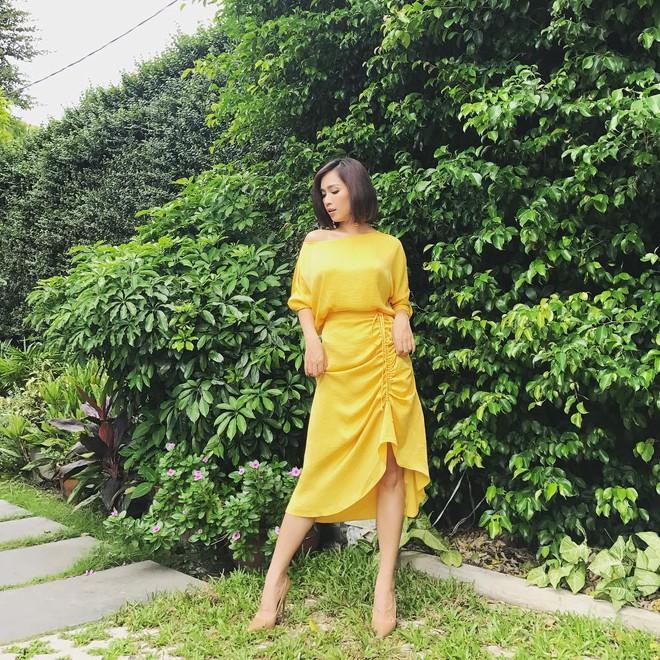 Muốn thành cao thủ mặc đẹpZZZ Bạn hãy nhìn cách H'Hen Niê, Bảo Anh và Ái Phương cùng diện 1 chiếc váy - ảnh 5