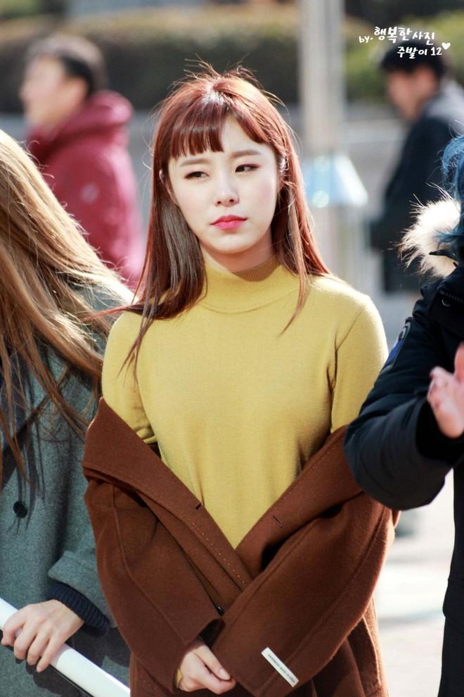 Chưa cần thẩm mỹ, nhiều idol Hàn Quốc vẫn thăng hạng nhan sắc nhờ cắt tóc ngắn - ảnh 5