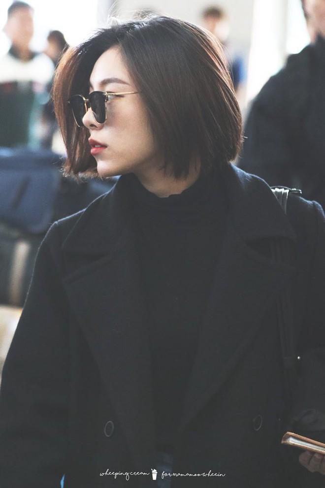 Chưa cần thẩm mỹ, nhiều idol Hàn Quốc vẫn thăng hạng nhan sắc nhờ cắt tóc ngắn - ảnh 6