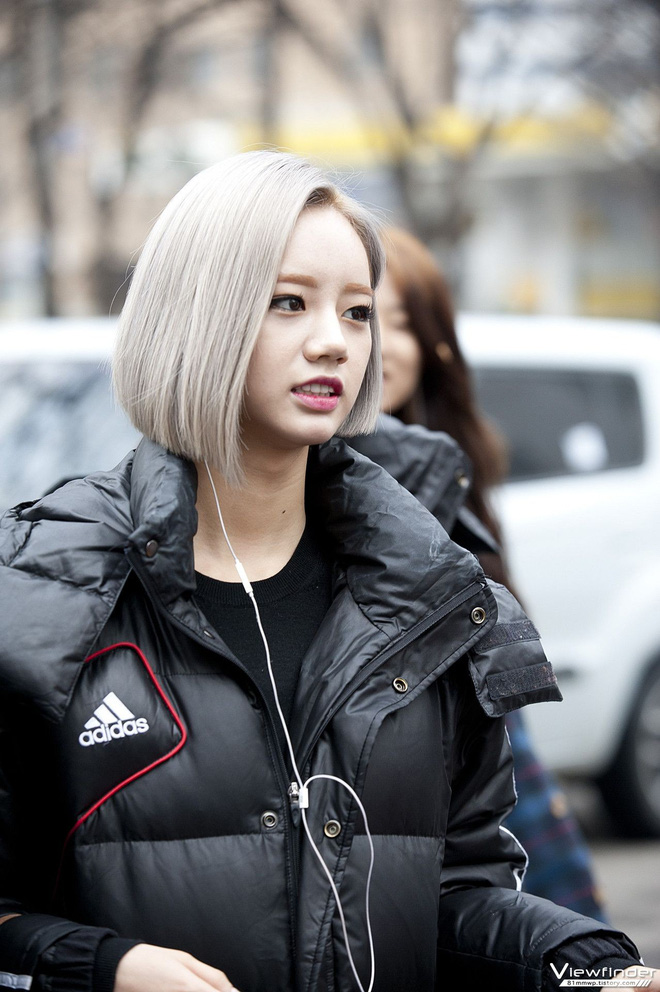 Chưa cần thẩm mỹ, nhiều idol Hàn Quốc vẫn thăng hạng nhan sắc nhờ cắt tóc ngắn - ảnh 16